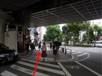 【JR鶴見駅より⑦】京急線をくぐり抜けて・・・