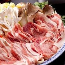 【ホワイトポーク】日光育ちの大麦を多く含んだ資料を食べたこだわりのブランド豚をしゃぶしゃぶで!