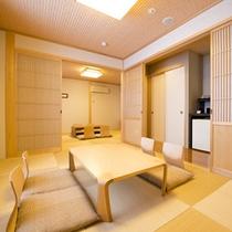 特別和室(一例)