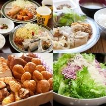 朝食2【スーパーホテル高松禁煙館】