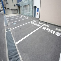 敷地内駐車場7台【スーパーホテル高松禁煙館】
