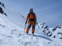 雪山登山1