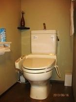 町屋(清水)のトイレ