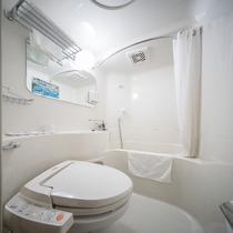 シャワートイレ付ユニットバス
