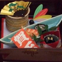 新春懐石・海(イメージ)