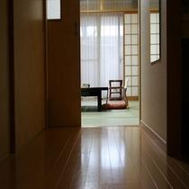 専用露天風呂付客室5