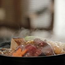 【小鍋-牛鋤焼鍋】※イメージ