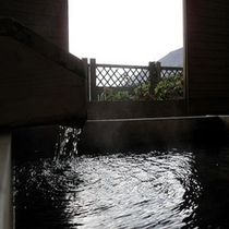 客室内専用露天風呂5
