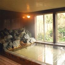*天然温泉