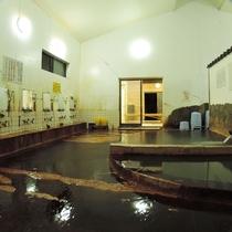 ◎大浴場(男性)金が含有する百薬の名湯と言われています!