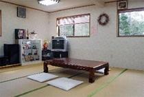 娯楽室兼食堂