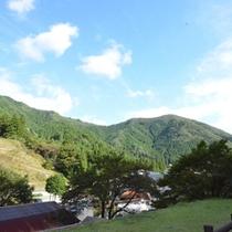 大自然に囲まれた楓香荘☆