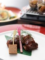 【夕食】/日本料理・琉球会席『琉紅華』