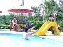 【ガーデンプール】/ちびっこスライダー