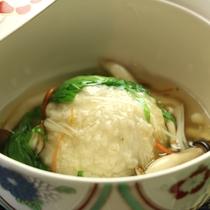 【春 夕食の一例】料理と器が織りなす『美と美味』