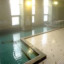 【大浴場】加温、加水、循環なし!源泉100%かけ流し湯をお愉しみ下さい。