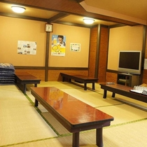 【日帰り休憩室】も完備しております(利用時間:11:30~18:00)