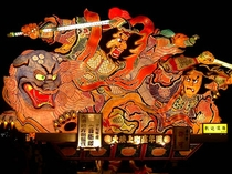 大湊ねぶた祭(むつ市)