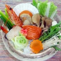 *【海峡鍋(一例)】