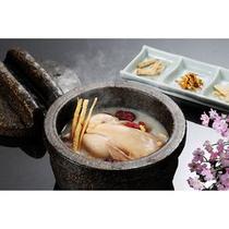 参鶏湯(サムゲタン)単品500
