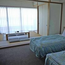 ●部屋・・和洋室(一例)