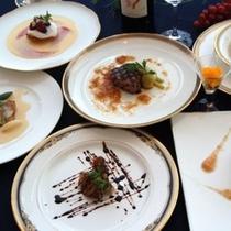 【洋食】2011年秋・冬のお料理一例