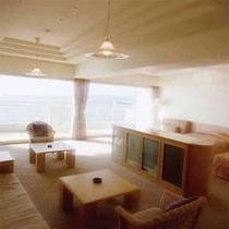 ●部屋・・スイートルーム