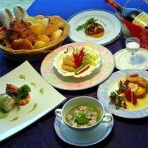 洋食「プリュニエ」
