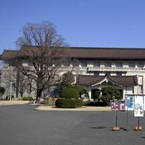 ホテル周辺観光③ 国立博物館