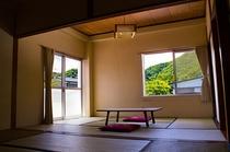 富士(6畳)-富士山が見える-