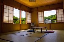 梅(12畳)-富士山が見える-