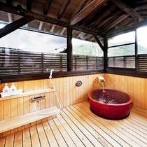露天風呂付客室 3