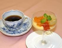 にんじんのカンパリオレンジゼリー(一例)