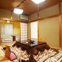 ゆとりの10畳和室