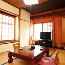 シンプルな6畳和室