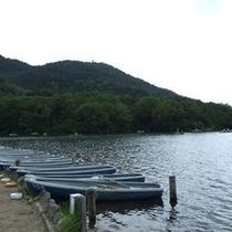 *【湯ノ湖】徒歩で湯ノ湖まで散策が可能♪荷物を置いてお出かけ下さい。