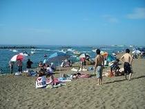 夏たかす海水浴場