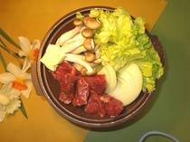 選べるミニ鍋一人鍋サイコロステーキ