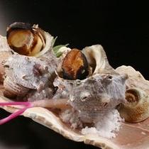 別注料理/さざえの壷焼き