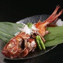 別注料理/金目鯛の煮付け