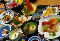 花渕荘/お料理(一例)