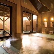大浴場「夢見の湯」