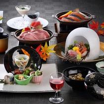 【2016秋・雪ほたる】強肴は上川産味豚の味噌焼き、または秋鮭のちゃんちゃん焼き