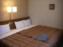 ファミリーダブル ベッド写真