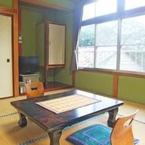 *【和室一例(8畳)①】静かで落ち着きのある和室。