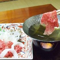 *【夕食一例③】トロ〜り柔らか!素材の味をお楽しみ下さい。