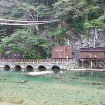 *【薬師の湯】川治温泉では、多くの温泉施設をお楽しみいただけます。