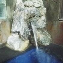 *【温泉③】豊富な湯量!カルキ臭などもありません!