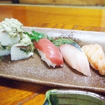 *【握り寿司】ご主人と女将の自慢の料理をどうぞ♪