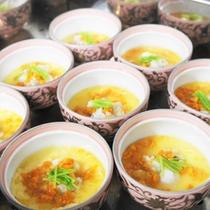 *【夕食一例⑥】旬の素材の味を大切にしています。